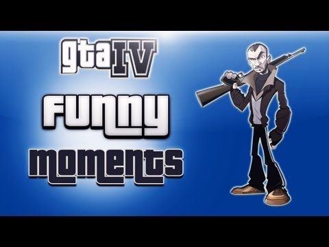 GTA 4 Funny Moments ep.3 (Cops, Random Joins, Swing Set)