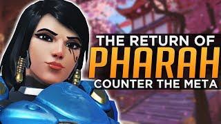 Overwatch: The Return of PHARAH! - Counter the Meta!