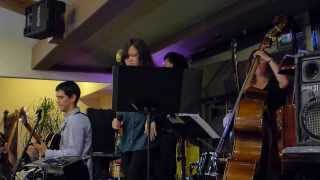 Lily Tran - Ain't No Sunshine When He's Gone@Coffee Lover