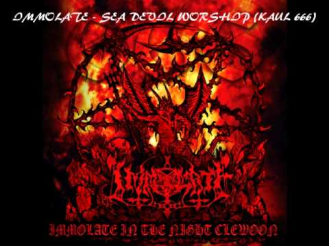 Immolation - The Devil I Know