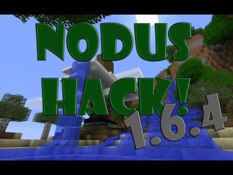 Como descargar Nodus para Minecraft 1.6.4!!!   Online & Singleplayer   Facil y Rapido