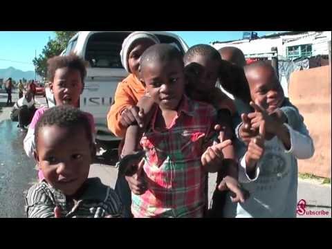 Township Tour - Khayelitsha (South Africa - Capetown) PART TWO