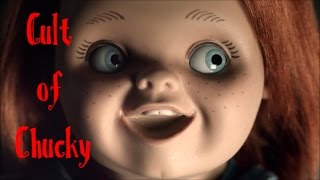 Cult of Chucky will be coming to 2017 Halloween