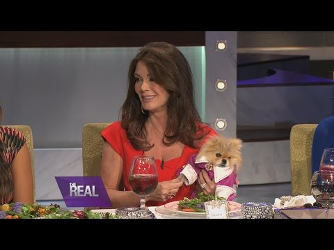 'The Real' Charm School with Lisa Vanderpump