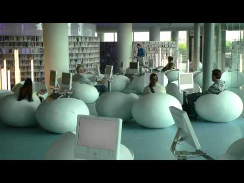 Amsterdam Public Library 2012