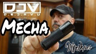 DJV DEJAVU Mecha Mechanical Mod - Full Switch Breakdown - Mike Vapes