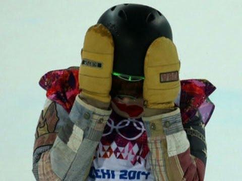 Snowboarding superstar Shaun White fails to medal