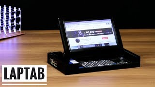 How to Make a LapTab for Students