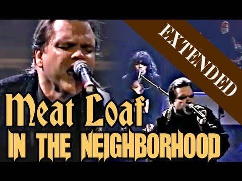 Meat Loaf: In The Neighborhood [extended Remastered Complete Show] video