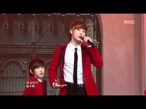 Infinite - Be Mine, 인피니트 - 내꺼하자, Music Core 20111224