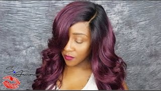 Natural Looking Lace Front Brown Sugar BS502 Paris Wig Review