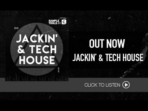 Sample Tools by Cr2 - Jackin' & Tech House (Sample Pack)