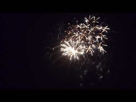 RAW VIDEO: Freedom Fest fireworks on display at Imperial Valley College