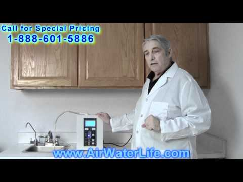 Watch Best Water Ionizer. Cheap Water Ionizer Machine! - Water Ionizer Machines