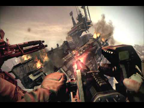 Test VIdeo Capture Killzone 3 MAWLR Level