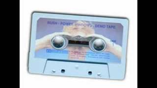 Territories - Rush - Power Windows Demo Tape