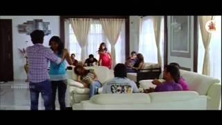 Jwala Movie -  Vaibhav Reddy, Abhinaya, Niranjan Jayaprakash Romantic Scene