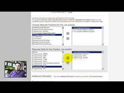 ATVN TurnKey Websites | Job&Recruiting Add-on Module Tutorial