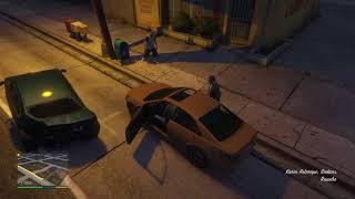 Grand Theft Auto mission