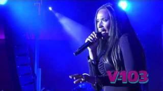 Jennifer Hudson Video - Jennifer Hudson - Spotlight - V-103's Soul Session