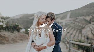 Ethereal Wedding On Mountaintop - Saddlerock Ranch Wedding Video