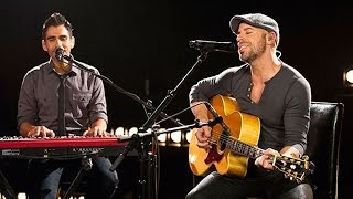 Daughtry Performs Waiting For Superman Live At Billboard