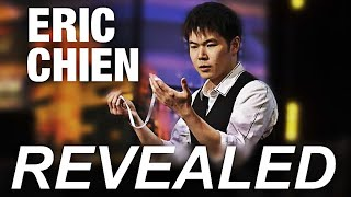 Eric Chien: AGT 2019 Audition Card Trick REVEALED