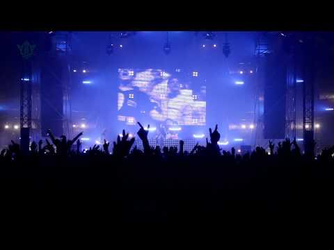 Rebirth Festival 2012 - Intro B-Front vs Frequencerz including Rebirth anthem 2011