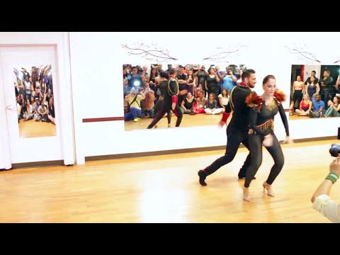 06/21/14 - DC Bachata Masters - Daniel y Desiree (La, La, La)