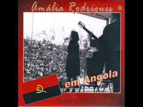 Amália Rodrigues  Lianor Cinema Império Luanda