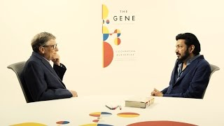 Bill Gates Talks to Dr. Siddhartha Mukherjee