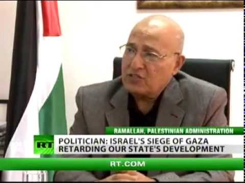 'We want to be free and independent, not oppressed,' says Palestinian advisor Dr. Nabil Shaath