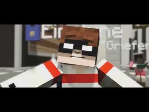 """Griefer"" - A Minecraft parody of Robbie Williams - Candy (Music Video)"