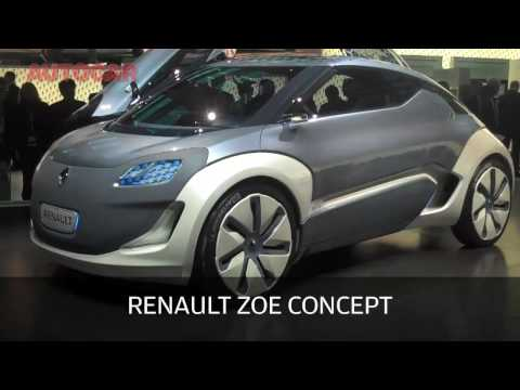 Renault electric concept cars by autocar.co.uk