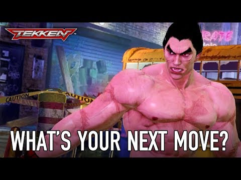 Tekken - iOS/Android - What's your next move? (Announcement Trailer)