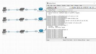 How to configure DHCP in CISCO Router