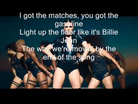 jessie j burnin' up ft.2 cahinz lyrics