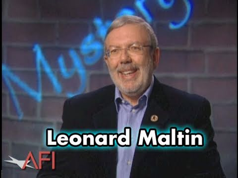 Leonard Maltin On DIAL M FOR MURDER
