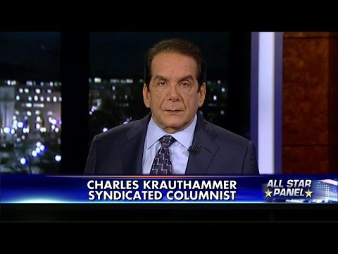 Charles Krauthammer Reacts to Iran Holding U.S. Sailors, Boats