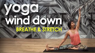 Yoga Wind Down for Stress Relief