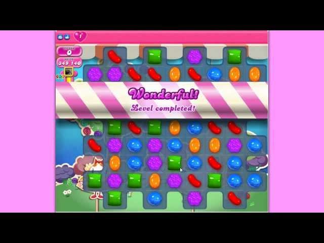 Candy Crush Saga Tips