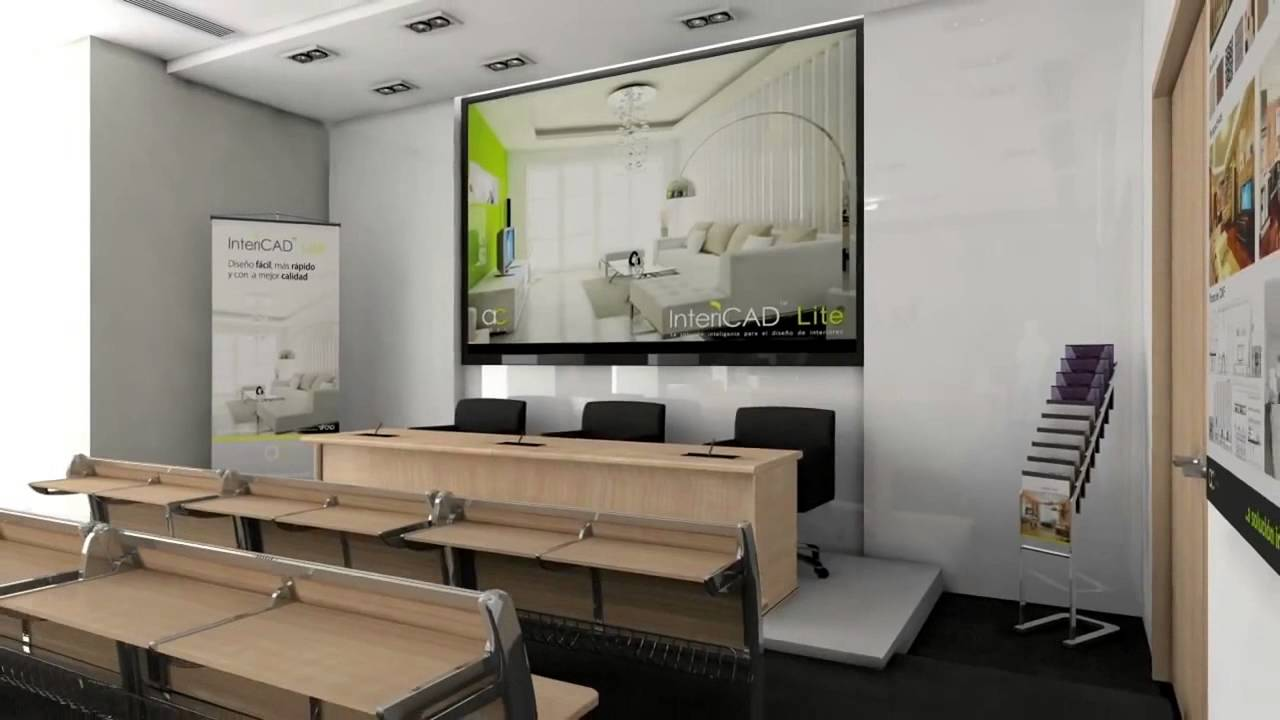Intericad best interior design software youtube Professional interior design software