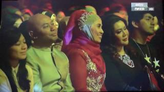 Jiwa - Ingin Bersua (Dangdut Star 2016 - Week 4)
