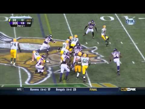 DuJuan Harris Packers 2012 Highlights