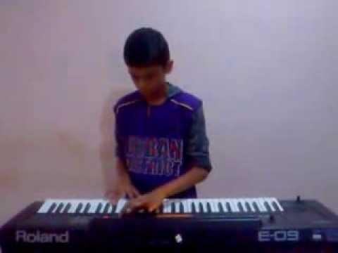 rimjhim gire sawan instrumental inspired by Brian Silas