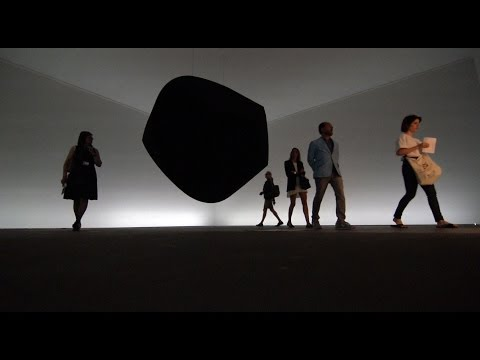 Troika: Dark Matter at Art Basel 2014 Unlimited. Interview