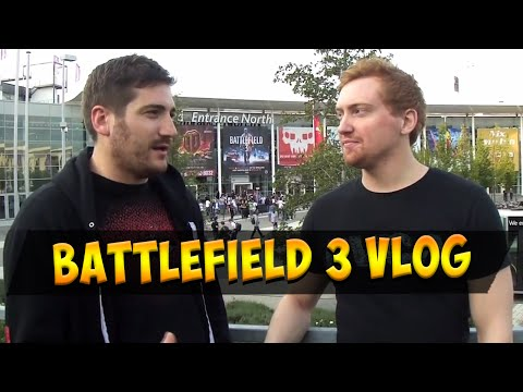Battlefield 3 Talk w/ Adam Kovic - Gamescom 2011