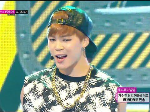 BTS - Danger, 방탄소년단 - 댄저, Music Core 20140920