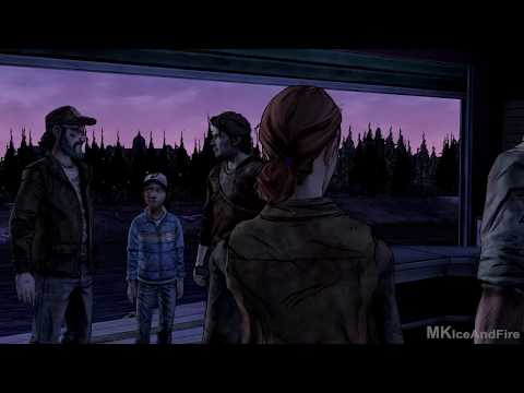 The Walking Dead Season 2 Episode 4 Ending Walkthrough Part 7 [1080p Hd] - No Commentary video