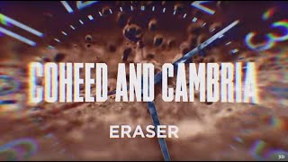COHEED AND CAMBRIA - Eraser [Lyric Video]